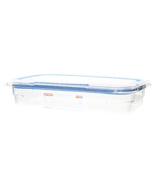 Araven Foodbox M.airtight Deksel Gn1-3 Transparant 2,5l 65mm