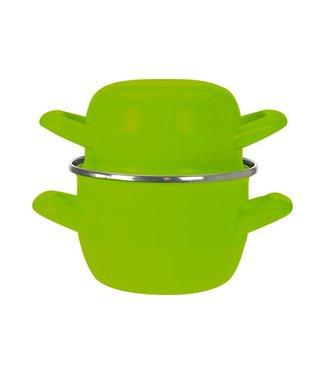 Cosy & Trendy For Professionals Horeca Mosselpot D12cm Groen-0.5kg-0.9l (set van 6)