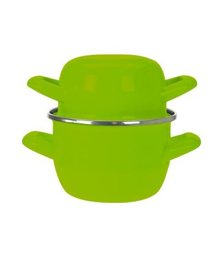 Cosy & Trendy For Professionals Mussel Casserole D12 Green-0,5kg-0,9l (set of 6)