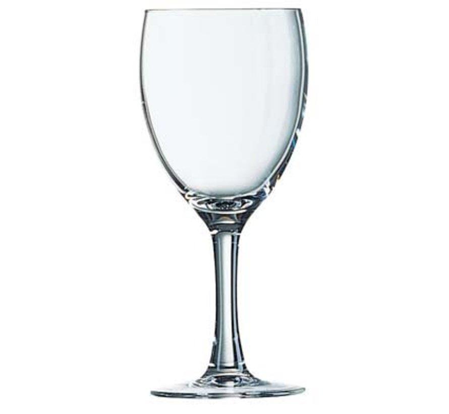 Elegance Wijnglas 14,5cl Set12 **