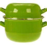 Cosy & Trendy For Professionals Horeca Mosselpot 1,2kg Groen 2,8l 18cm