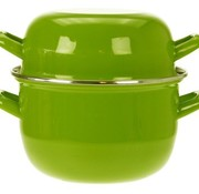 Cosy & Trendy For Professionals Mussel Casserole 1,2kg Green 2,8l D18cm
