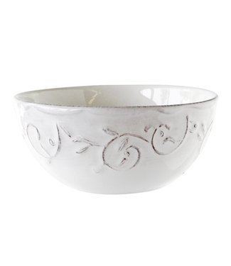 Cosy & Trendy Feston Vine Cream Bowl D14,5 - H7cm 0,5l+ Patine (set of 6)