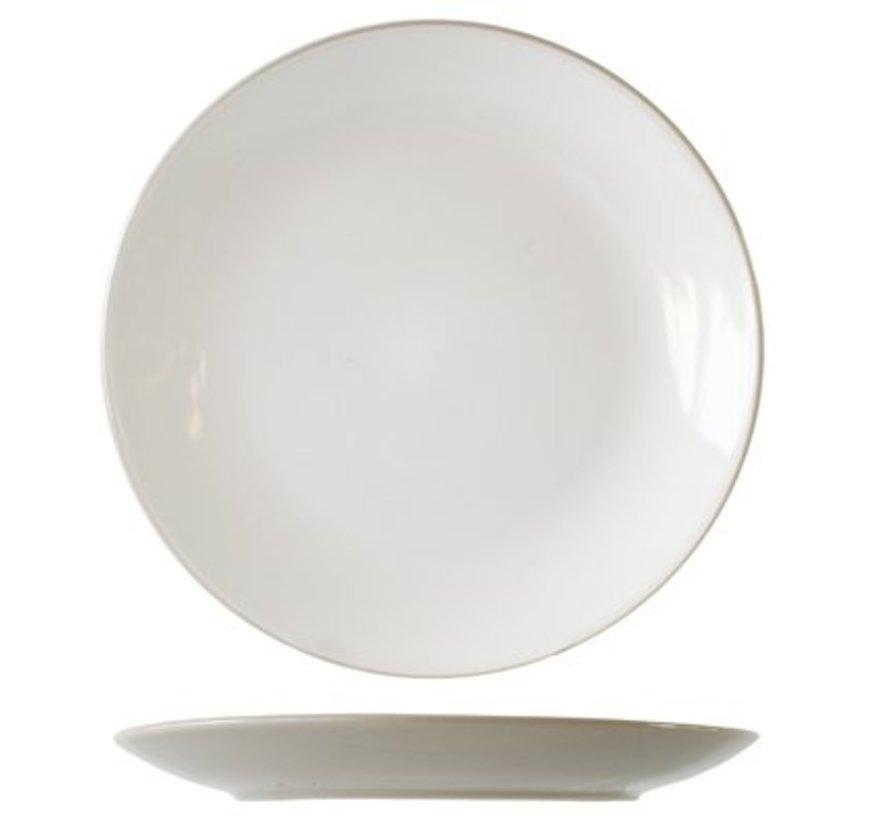 Vince Beige Dessertbord D21,1cm (6er Set)