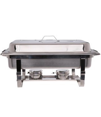 Cosy & Trendy For Professionals Chafing Dish - Gastronorm: 1 - 1 - 9 Liter - Inox