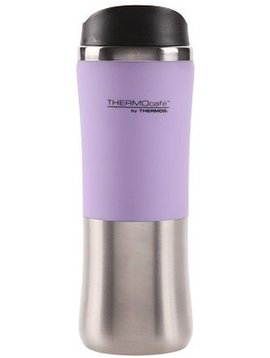 Thermos Brilliant Tumbler Mug Inox/purple 350mlleak Proof