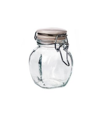 Cosy & Trendy Joy - Small Jars - 12.5cl - 4.2x4.2xh8cm - (set of 12)