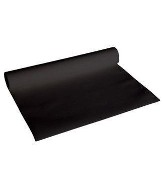 Cosy & Trendy For Professionals Ct Prof Table Runner Black 0,4x4,8m