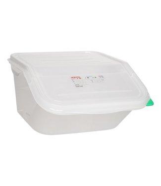 Araven Fifo Ingredient Box Gn2-3 16l H200mm