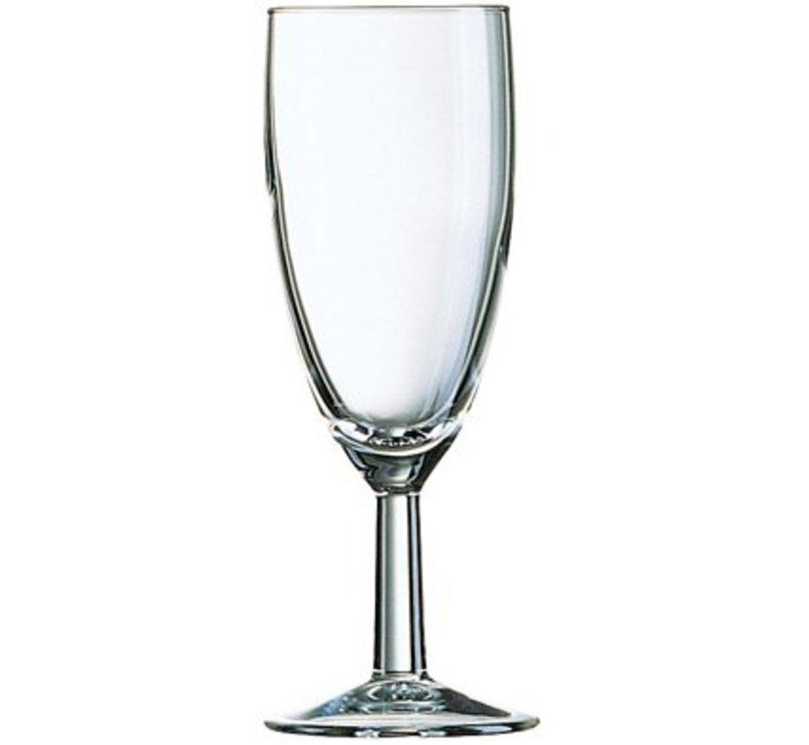 Ballon Champagneglas 14cl Set12