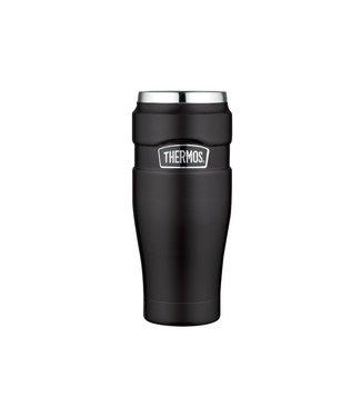 Thermos King Tumbler Mug Black Mat 470mlwithout Handle