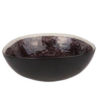 Cosy & Trendy Laguna Viola Salad Bowl D19x17.5xh6cm (set of 6)