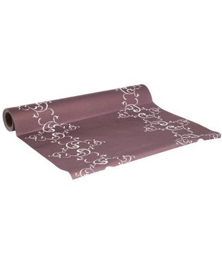 Cosy & Trendy For Professionals Ct Prof Table Runner 3in1 Prune 0,4x4,8m