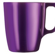 Luminarc Flashy Colors Mug Paars 25cl (set van 6)