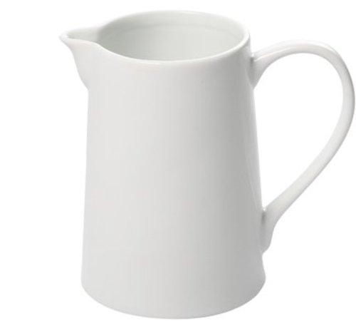 Cosy & Trendy Krug White 0.75l D10.3-8.7xh14.3cmporzellan