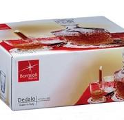 Bormioli Dedalo Service 7pcs Whisky