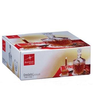 Bormioli Dedalo Whiskyset S7