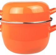 Cosy & Trendy For Professionals Mussel Casserole D20cm Orange-new Model2kg - 3,250 L (set of 6)