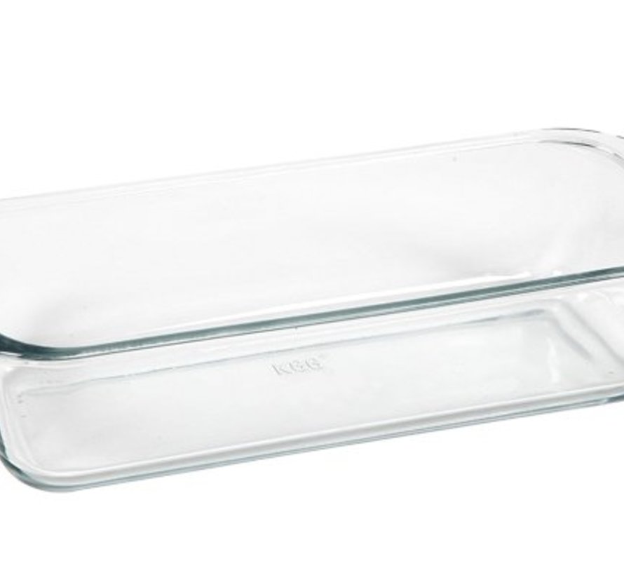 500° Loaf Mould 31x12.6xh7cm 1.7l (6er Set)
