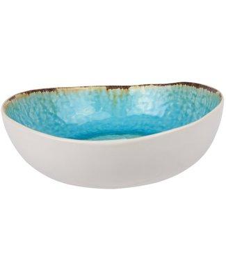 Cosy & Trendy Laguna Azzurro Salad Bowl D21x20xh6.5cm