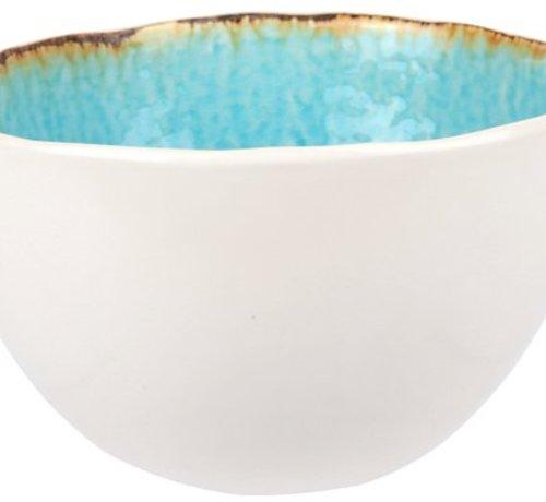 Cosy & Trendy Laguna Azzurro Schale D14xh8.5cm600 Ml (6er Set)