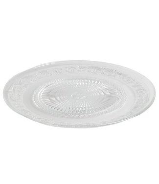 Cosy & Trendy Retro Cake Plate Glass D33cm