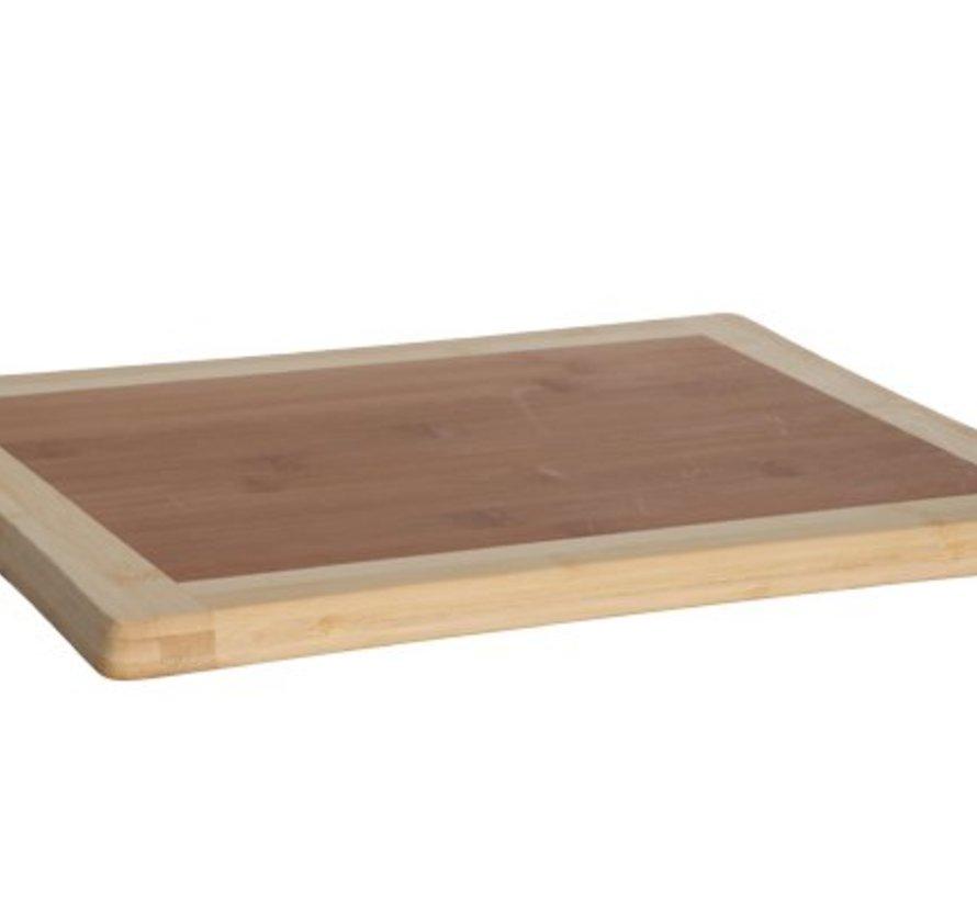 Benin Cutting Board Bamboo Rect39x30x1,8