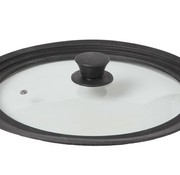 Cosy & Trendy Multi-diam. Lid D28-30-32 Glass-silicone (6er Set)