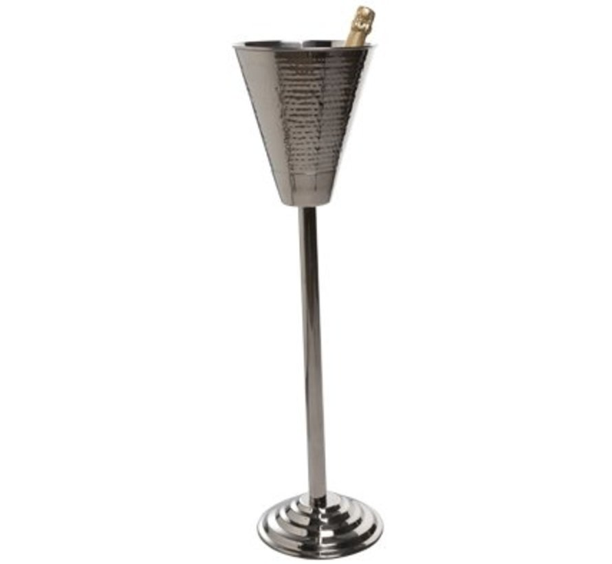 Champagne Bucket  With Stand H84cm