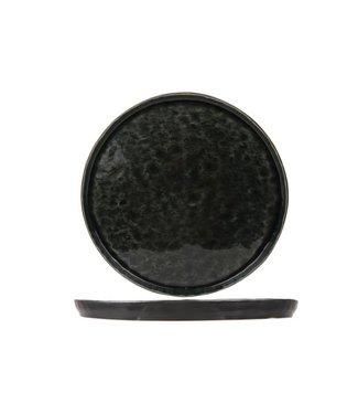 Cosy & Trendy Laguna-Verde - Teller - D27cm - Keramik - (6er Set)