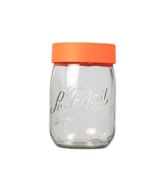 Le Parfait Jar With Screw Lid - 2 Liter - (set of 12)