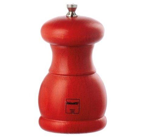 BISETTI Portofino Zoutmolen Rood 11,5cm