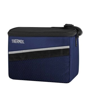 Thermos Classic Koeltas Blauw 4l6can - 3h Koud