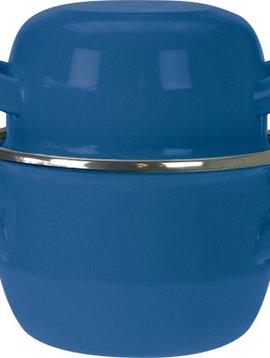 Cosy & Trendy For Professionals Mosselpot Blauw D12cm