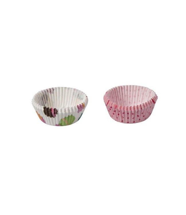 Cosy & Trendy Bakvormpje Deco S722ass D9xh4cm Dots-cupcakes (set van 20)
