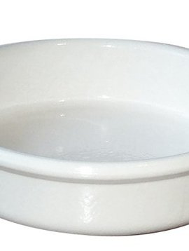 Regas Creme Brulee Wit D14xh3,5cm
