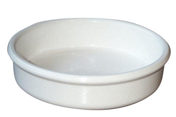 Regas Creme Brulee Wit D14xh3,5cm (set van 24)