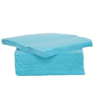 Cosy & Trendy For Professionals Ct Prof Napkin Tt S40 38x38cm Turquoisepaper Textile-touch