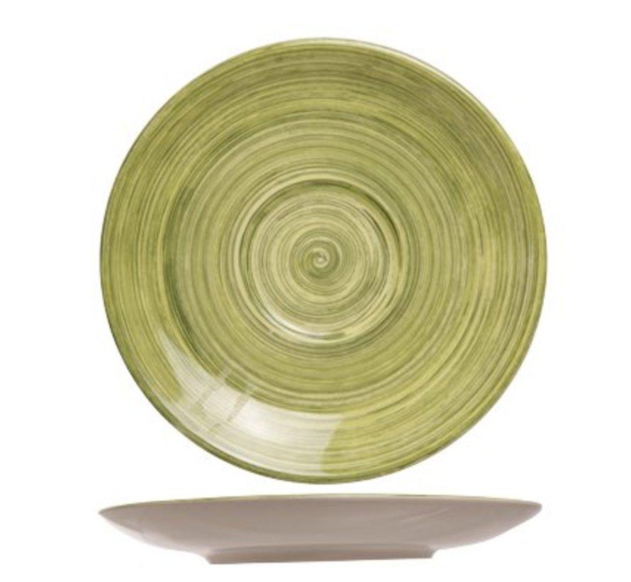 Turbolino Green Saucer