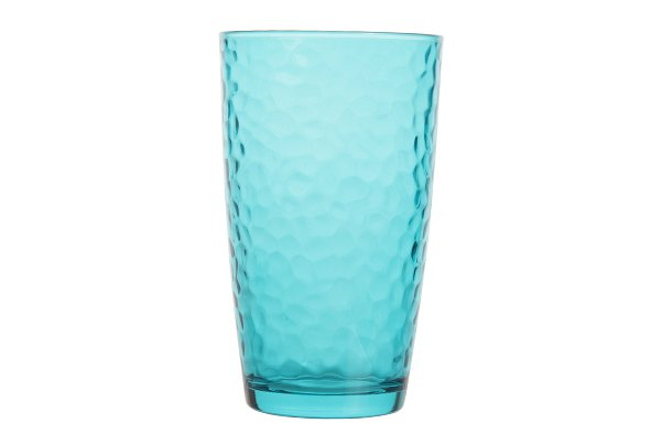 Bormioli Palatina Tumbler Blauw Spray 49cl