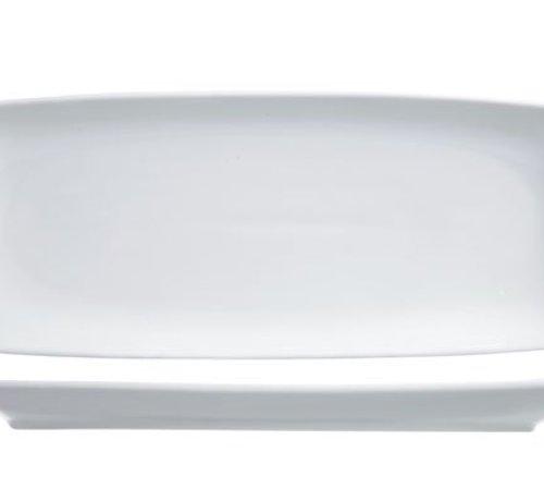 Cosy & Trendy Avantgarde Plat Bord 25x10,5cm Rechthoekig Nbc (set van 6)