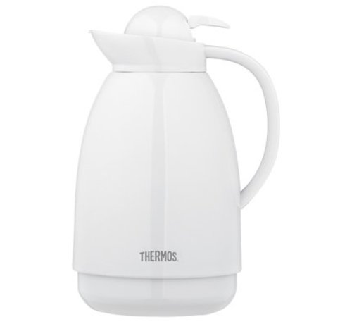 Thermos Patio Uni Schenkkan 1l Wit