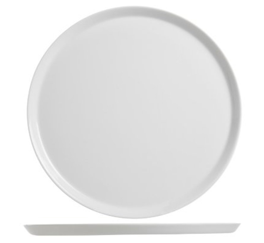 Italia Pizzabord Wit 30cm Ovenbestendigoven Bestendig