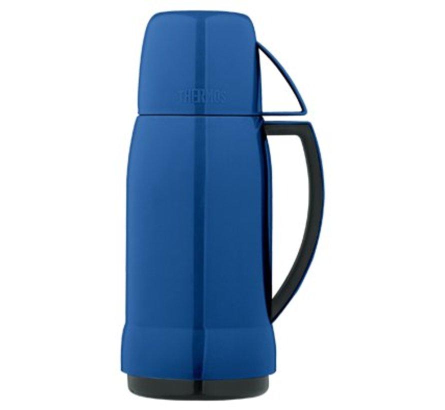 Nice Isolierflasche Blau 0.5l