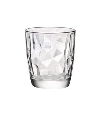 Bormioli Diamond Tumbler S3 30cl (set van 5)