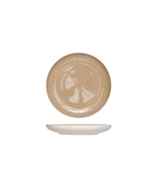 Cosy & Trendy Bao Olive Bread Plate D14.8cm (set of 4)