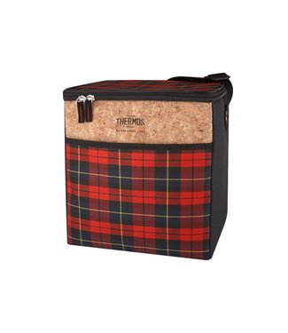 Thermos Thermos Heritage Cooler 16l Red Plaid27x23x27cm (set of 6)