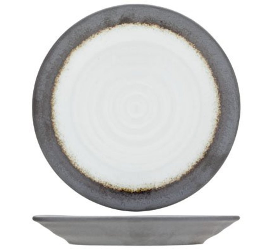Stone Ondertas-broodbordje D15cm (set van 6)