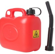 Brandless Jerrycan Red 5l - Fuel (set of 10)