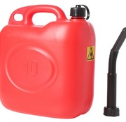 Brandless Jerrycan Red 10l - Fuel (set of 6)